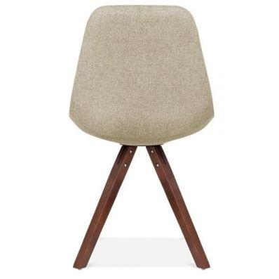Pascoe Designer Chair Walnut Legs