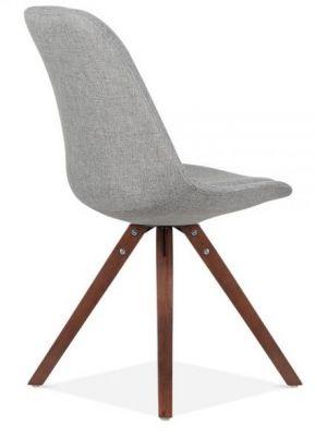 Designer Chair Pascoe White Grey