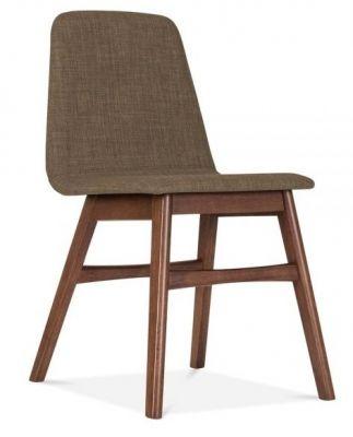 Brown Designer Dininbg Chair Fortune