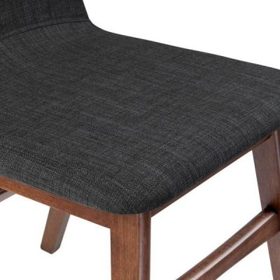 Fortune Black Designer Dining Chair