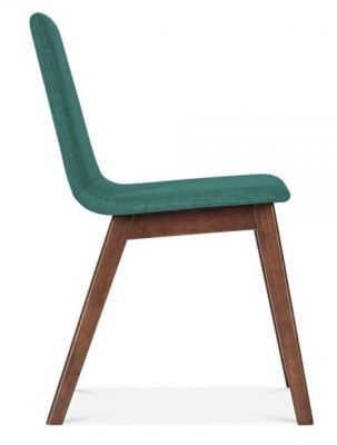 Fortune Teal Designer Dining Chair