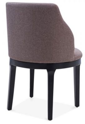 Back Beige Juliette Dining Chair
