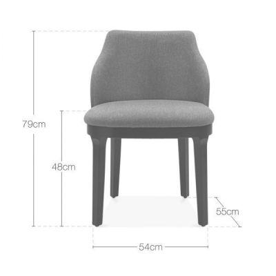 Dimensions Juliette Dining Chair Beige