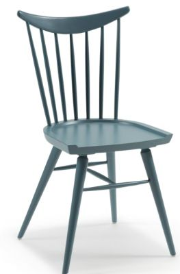 BUTA SPINDLE DINING CHAIR - COLOUR FINISHES