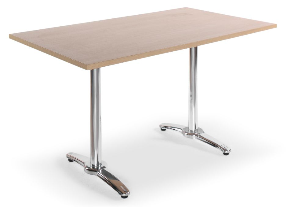 Rectangular Cafe Tables From Dexter Cafe Reality
