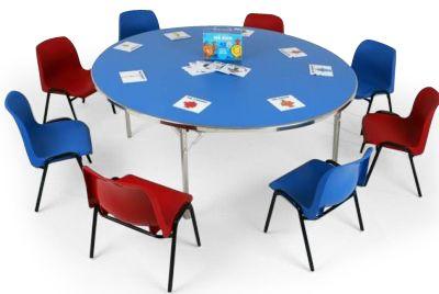 EASY LIFT CIRCULAR TABLE