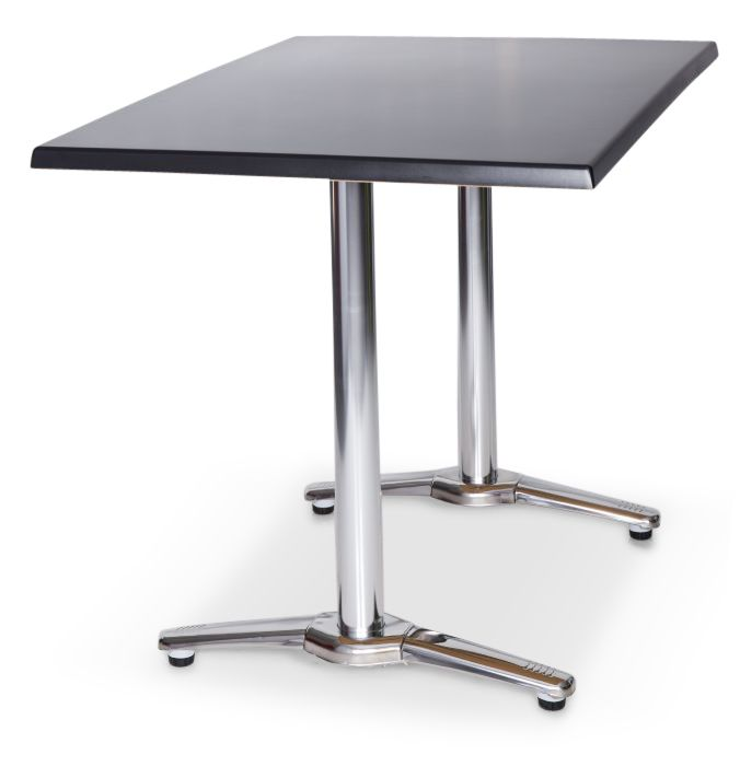 Outdoor Rectangular Table Moby Cafe Reality