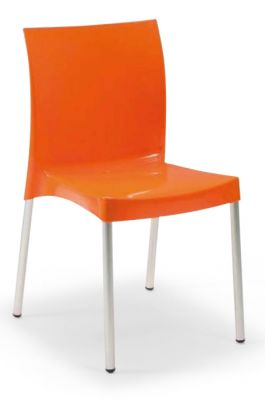 ORBA ALL WEATHER PLASTIC CHAIRS