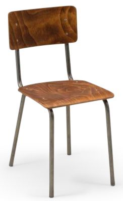 ZOLA INDUSTRIAL LOOK BISTRO CHAIR