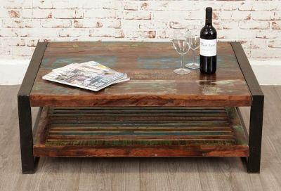 Sundown Rectangular Coffee Table 2