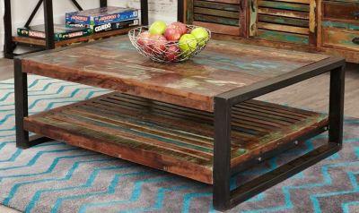 Sundown Rectangular Cofefe Table 3
