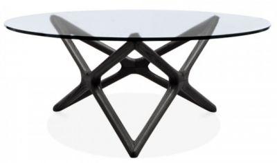 Niga Designer Glass Coffee Table 1