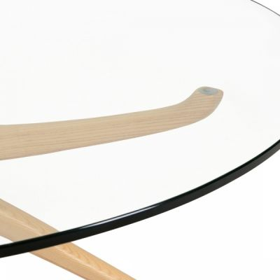 Roma Designer Coffee Table Detail Shot