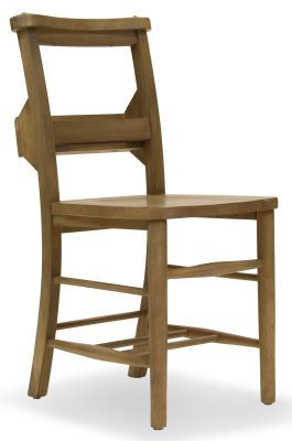 Church Dining Chair Front Side View