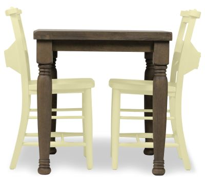 Church Dining Chair And Table Set 8 Yellow