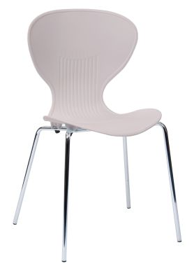 Piazza Poly Chair Hjwith Seat In A Sand Finish