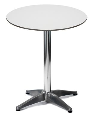 Lillie Hpl Table With A White Top