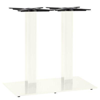 Sashi Twin Rectangular Dining Height 9010 Pure White