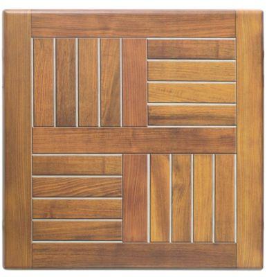 Birman Teak Square Table Top