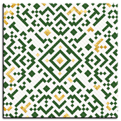 Mosaic Vert Square Table Tops