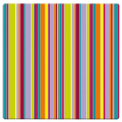 Stripes Square Table Top