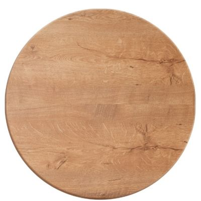 Indiana Round Sm Table Tops