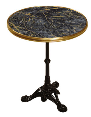 Sienna Table Top With Bistro Ring