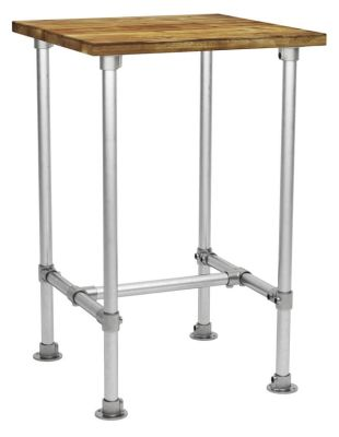 Mitie Square Bar Height Table