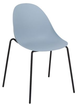 Obey Poly Chair Blue