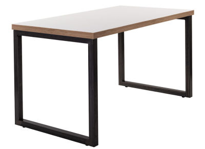 Rawling Bench Table Raw Wh