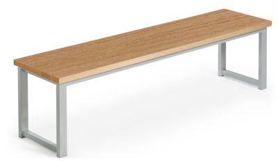 MIDAS DINING HEIGHT BENCHES BEECH