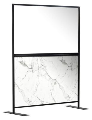 Protect Express Screen With Marble Effect Lower Panel 1