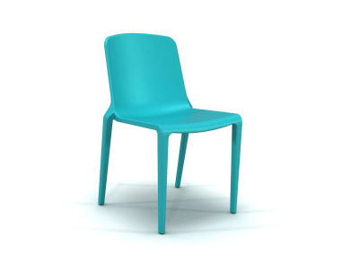 Hatton Chair Aqua Blue