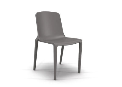 Hatton Chair Iron Grey