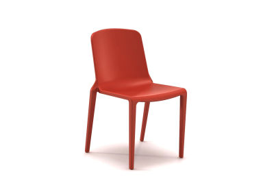 Hatton Chair Poppy Red