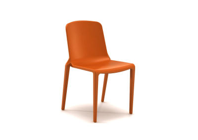 Hatton Chair Tangerine
