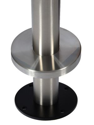 Strident Table Base Floor Fixing Plate