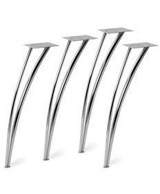 Curved Cafe Table Legs Cafe Reality - Cafe table legs