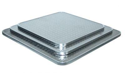 Aluminum Square Tops
