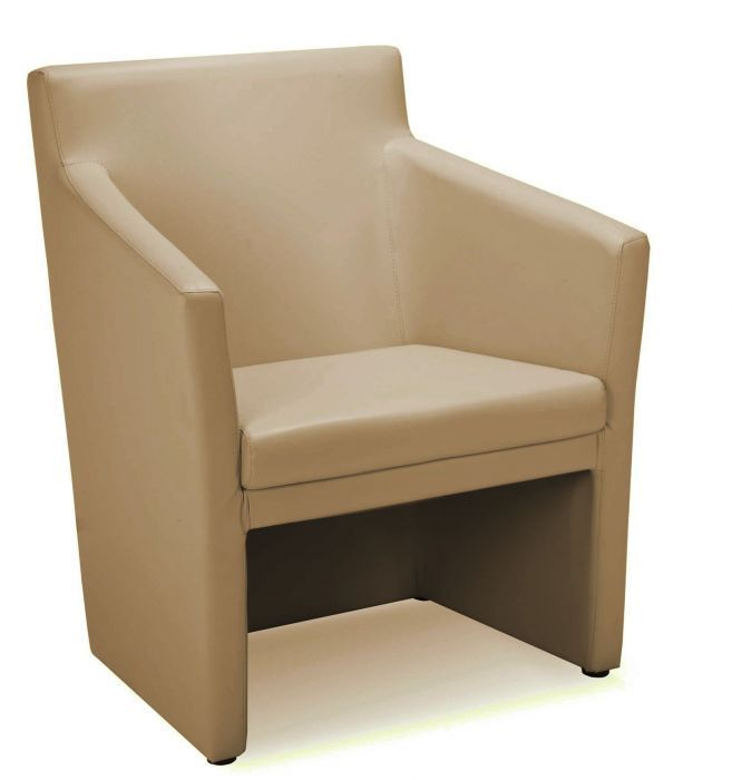 Leather Tub Chairs from Eastfield - Cafe Reality