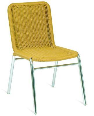 Beige-Colour-Outdoor-Aluminium-Weave-Chair-compressor
