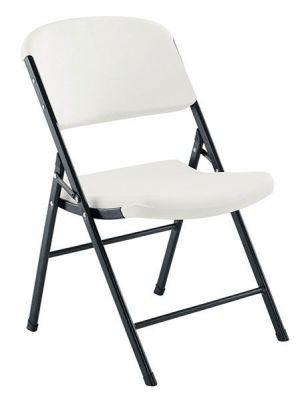 Morpheus Heavy Duty Plastic Folding Chair