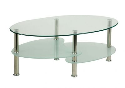Atttractive-Glass-Three-Tier-Coffee-Table-with-Chrome-Feet-compressor