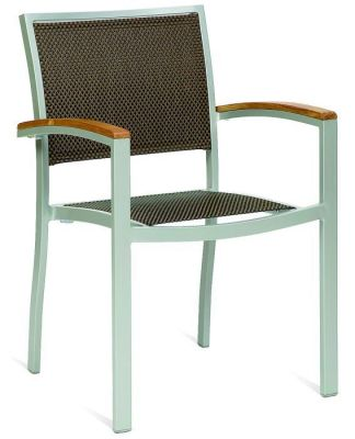 Quality-Aluminium-Outdoor-Armchair-with-Weave-Back-and-Seat-compressor