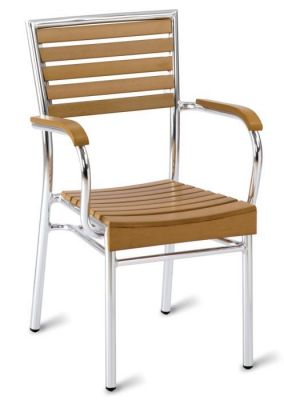 Outdoor-Teak-Style-Armchair-with-Aluminium-Frame-compressor