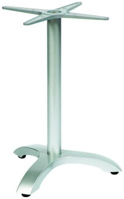 Three Foot Single Aluminium Table Base