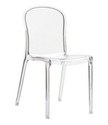 Clear-Polycarbonate-designer-Chair