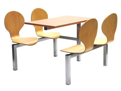 Keeler-Style-Plywood-Seat-Fast-Food-Furniture