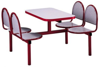 Sturdy-Fast-Food-Canteen-Furniture-Metal-Seats