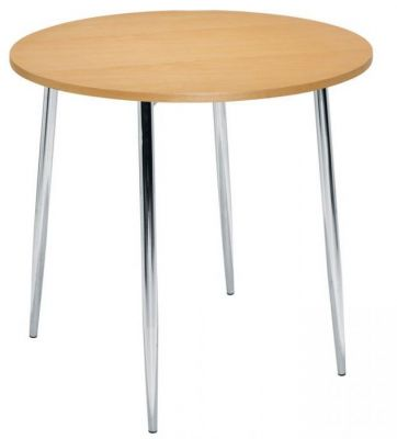 Complete-Four-Leg-Cafe-Table-Beech-Top-Round